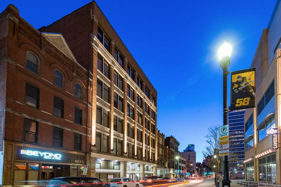 Exterior View of Union on 5th